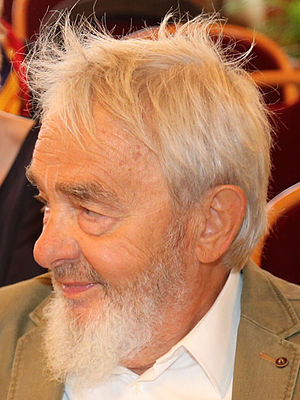 Arnulf Rainer - Arnulf Rainer in 2015