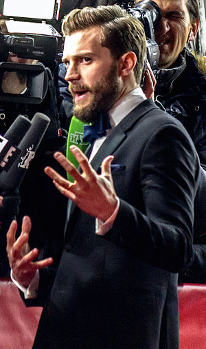 Fifty Shades of Grey (film) - Jamie Dornan at the world premiere of Fifty Shades of Grey, Berlinale 2015