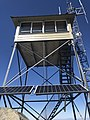 20150803 Prescott NF, AZ R3 Spruce Mountain Lookout Tower & Picnic Site 001 (US Forest Service Photo) (48654899873).jpg