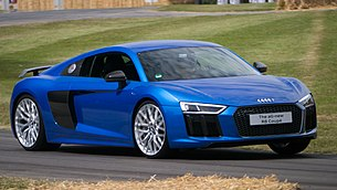 Картинки по запросу В Audi рассказали о выпуске электрогиперкара R8 e-tron спорткар R8 E-Tron