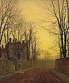 2015 CKS 10801 0158 000(john atkinson grimshaw an autumn lane).jpg