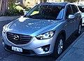 2015 Mazda CX-5 (KE Series 2) Maxx Sport AWD wagon (2015-08-14) 01.jpg