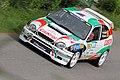 2015 Rally Bohemia - Jirovec, Toyota Corolla WRC.JPG