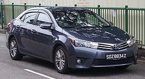 Toyota Kirloskar Motor - Toyota Corolla Altis