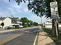2016-06-11 08 48 26 View west along Maryland Route 7 (Revolution Street) between Union Avenue and Freedom Lane in Havre de Grace, Harford County, Maryland.jpg