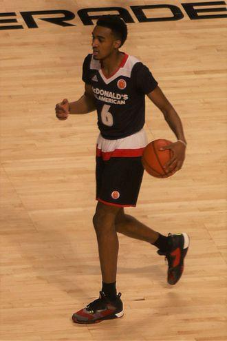 Terrance Ferguson - Ferguson in the 2016 McDonald's All-American Game