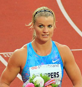 Image illustrative de l'article Dafne Schippers