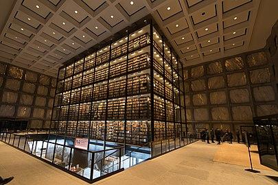 Beinecke Rare Book & Manuscript Library - Wikipedia
