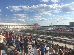 2017 NASCAR Camping World Truck Series - The Bar Harbor 200 at Dover International Speedway in June
