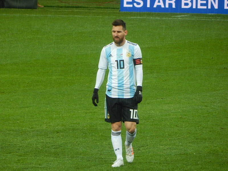 The fact of the cancellation of the friendly match between Israel and Argentina and what Messi's opinion ??