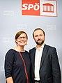 2017 PK SPÖ Kern Lercher Brunner (38322349525).jpg