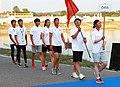 2018-08-07 World Rowing Junior Championships (Opening Ceremony) by Sandro Halank–054.jpg