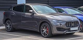 automobile model