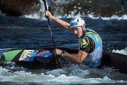 2019 ICF Canoe slalom World Championships 285 - Giovanni De Gennaro.jpg