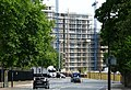 2019 Woolwich, Wellington Square construction site 01.jpg
