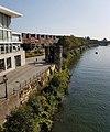 2020 Maastricht, Oeverwal vanaf Hoge Brug (4).jpg