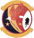 20 Air Police Sq (later 20 Security Forces) Sq emblem.png