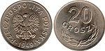 20 groszy 1949 CuNi.jpg
