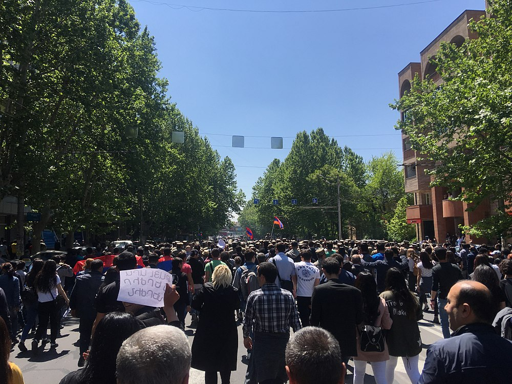 23.04.2018 Protest Demonstration, Yerevan 10.jpg