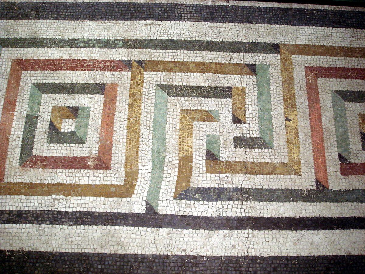 Greca architettura wikipedia for Le greche decorazioni