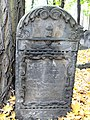 251012 Detail of tombstones at Jewish Cemetery in Warsaw - 38.jpg