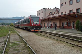 Raška, Serbia - Image: 29.09.13 Raška 711.005 (10101184823)