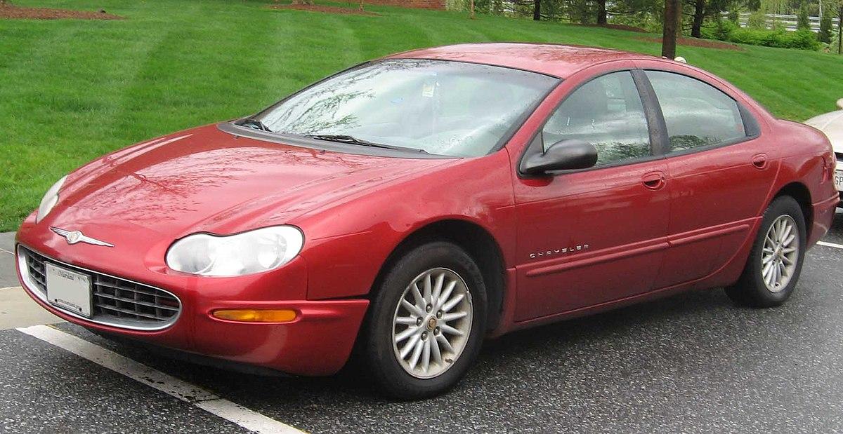 Chrysler Concorde Вікіпедія