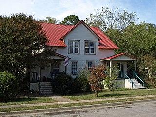 Merrimack Mill Village Historic District United States historic place