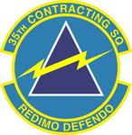 35 Contracting Sq emblem.png