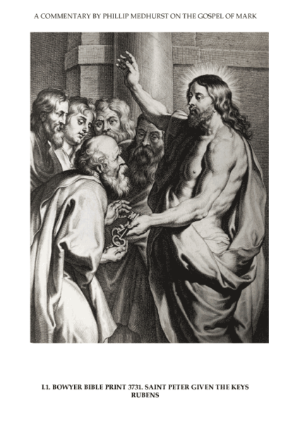 File:35 Mark's Gospel L. the messiah revealed image 1 of 4. Saint Peter given the keys. Rubens.png