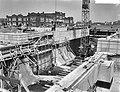 4-boulevard, overzicht van de bouw over de Westerdoksluis, Bestanddeelnr 911-1782.jpg