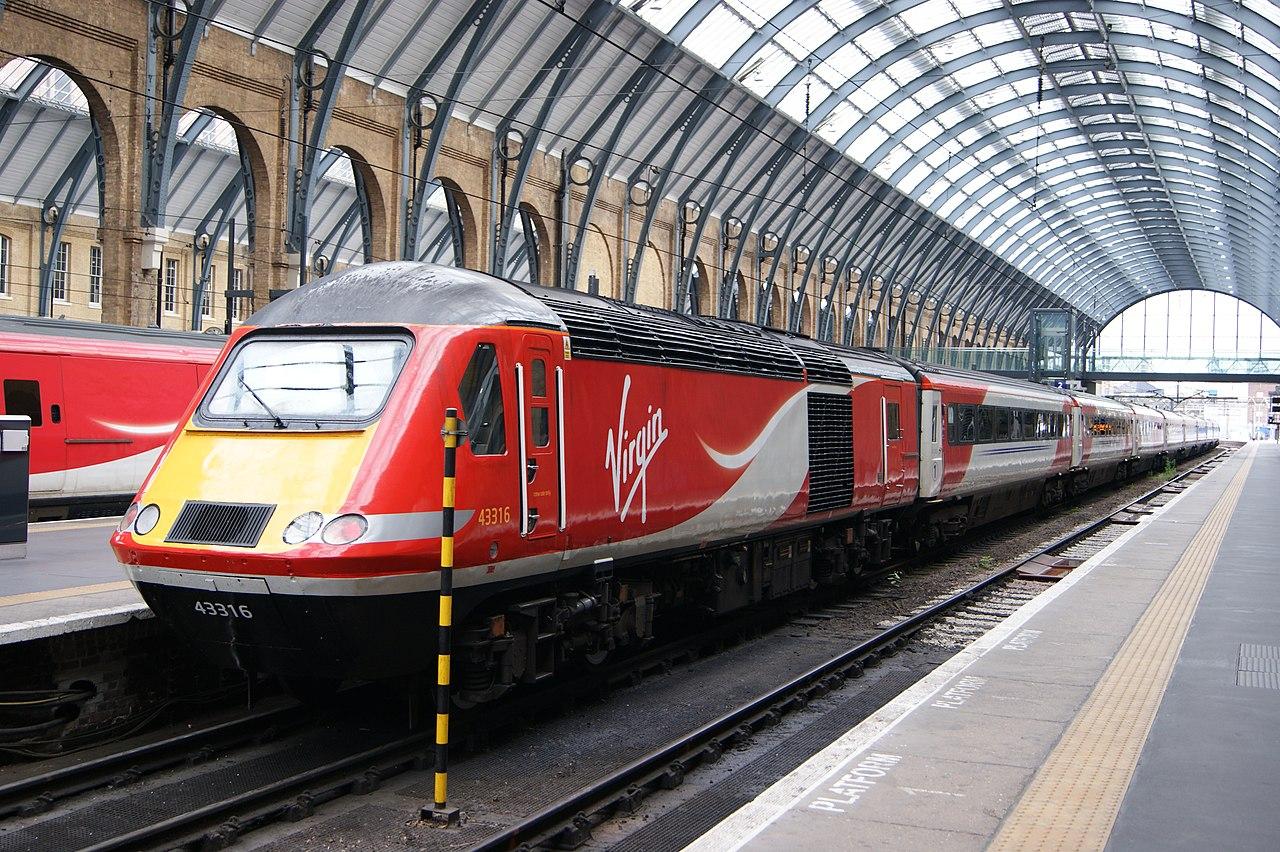train east cost
