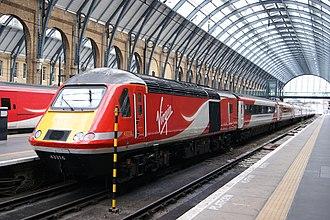 Virgin Trains East Coast - Image: 43 316 at Kings Cross by Hugh Llewelyn