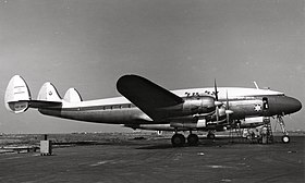 Le Lockheed Constellation  del disastro