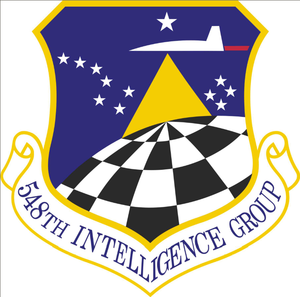 548th Intelligence, Surveillance and Reconnaissance Group - Image: 548th ISR Group