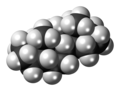 5Beta-Androstane molecule spacefill.png