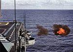 5in gun firing on USS Hancock (CVA-19) in 1957.jpg