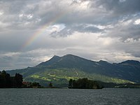 7020 - Meggen - Rainbow over Rigi.JPG