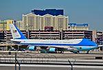 82-8000 1988 Boeing VC-25A (747-2G4B) C-N 23824 (6858716292).jpg