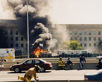 September 11 attacks at the Pentagon 9-11 Pentagon Emergency Response 3.jpg