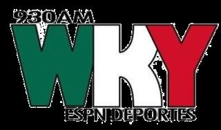 WKY radio station in Oklahoma City, Oklahoma