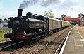 9600 departs Stratford upon Avon 04-05-17 (33652906793).jpg