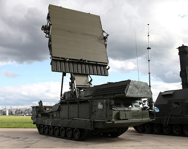 Файл:9S15M Obzor-3 acquisition radar (1).jpg