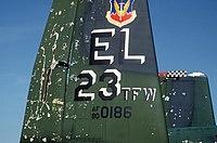 A-10 Thunderbolt II Battle Damage.JPG