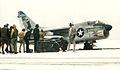 A-7E of VA-37 on USS Saratoga (CV-60) in 1980.jpg