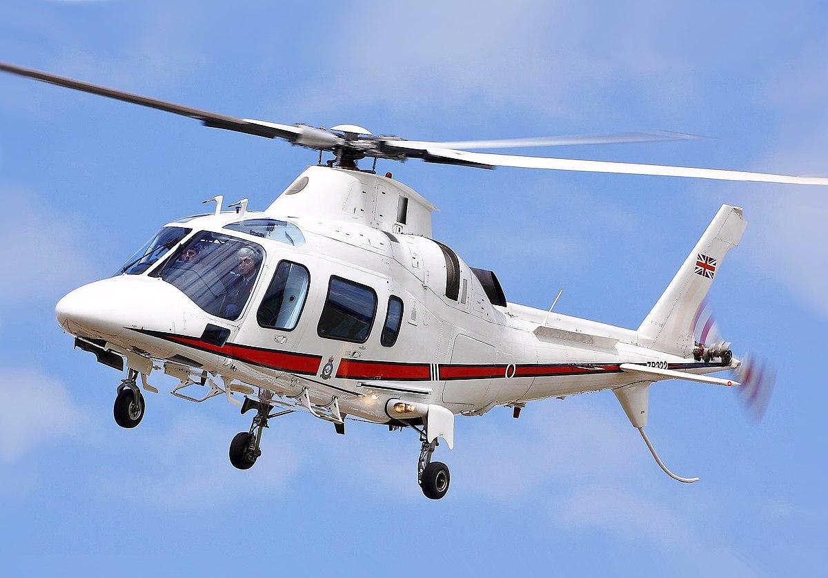 AgustaWestland AW109 - Wikipedia