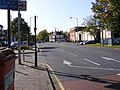 A124 Longbridge Road Junction with Upney Lane - geograph.org.uk - 998315.jpg