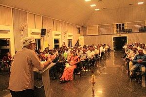 AAP Parivarthan Camp March 11, 2016