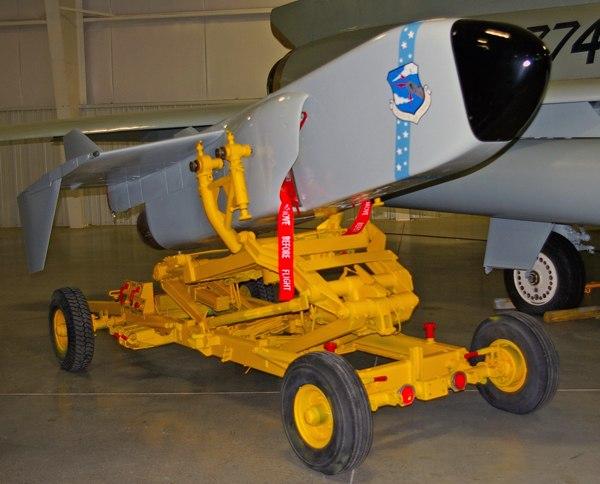 ADM-20C-40-MC Quail decoy missile at NMUSAF