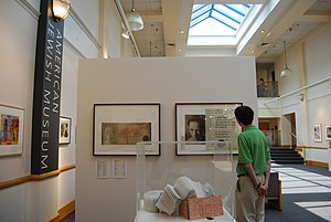 American Jewish Museum - Fine, Perlow, and Weis Gallery, American Jewish Museum
